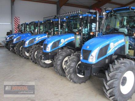 Traktor des Typs New Holland T4.55 & 75 - Ausstellungsmaschinen, Neumaschine in Lichtenfels (Bild 5)