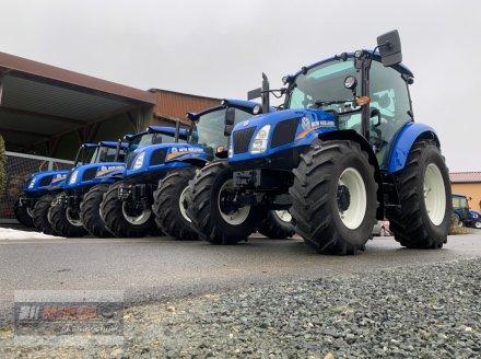 Traktor des Typs New Holland T4.55 & 75 - Ausstellungsmaschinen, Neumaschine in Lichtenfels (Bild 1)