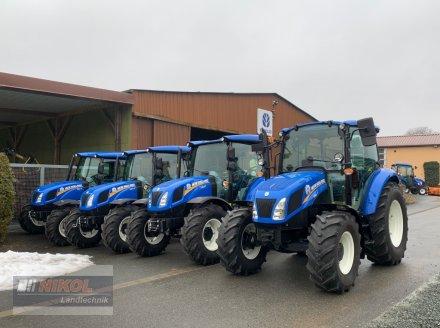 Traktor des Typs New Holland T4.55 & 75 - Ausstellungsmaschinen, Neumaschine in Lichtenfels (Bild 2)