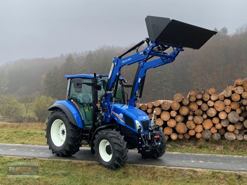 Traktor des Typs New Holland T4.55 & 75 - Ausstellungsmaschinen, Neumaschine in Lichtenfels (Bild 7)