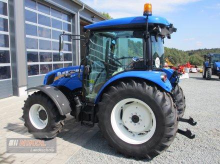 Traktor des Typs New Holland T4.55 & 75S - Ausstellungsmaschinen, Neumaschine in Lichtenfels (Bild 3)