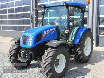 Traktor des Typs New Holland T4.55 & 75S - Ausstellungsmaschinen, Neumaschine in Lichtenfels (Bild 4)
