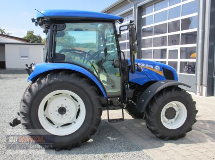 Traktor des Typs New Holland T4.55 & 75S - Ausstellungsmaschinen, Neumaschine in Lichtenfels (Bild 5)