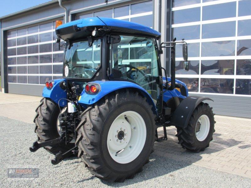 Traktor des Typs New Holland T4.55 & 75S - Ausstellungsmaschinen, Neumaschine in Lichtenfels (Bild 7)