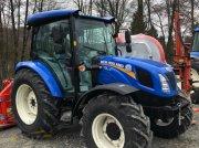 Traktor typu New Holland T4.55 S, Neumaschine v Lindenfels-Glattbach