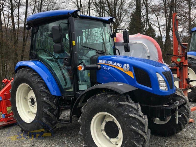 Traktor typu New Holland T4.55 S, Neumaschine v Lindenfels-Glattbach (Obrázok 1)
