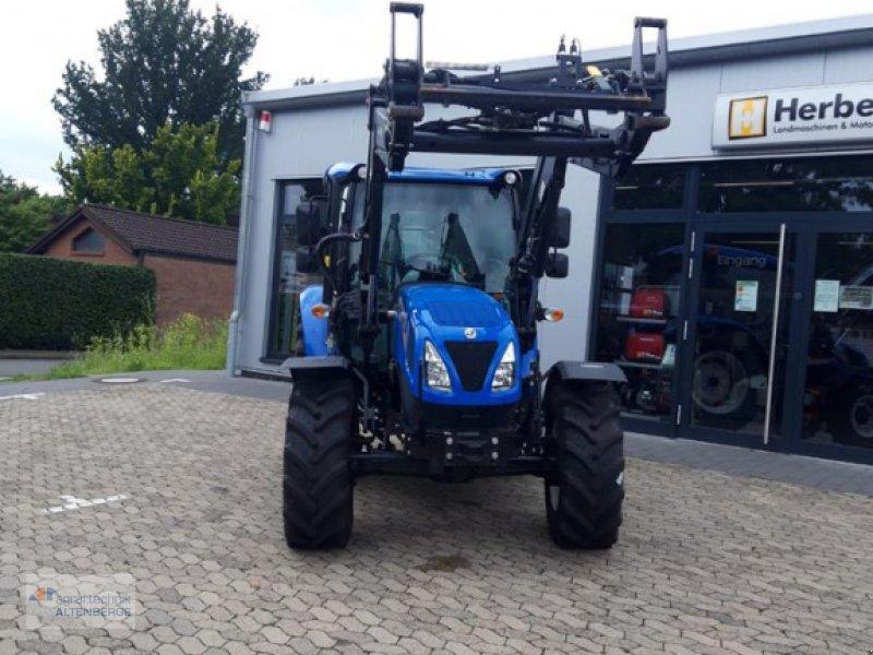 Traktor des Typs New Holland T4.55 S, Gebrauchtmaschine in Altenberge (Bild 4)