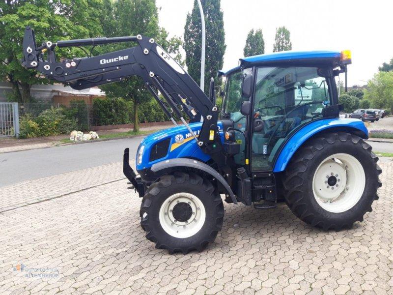 Traktor des Typs New Holland T4.55 S, Gebrauchtmaschine in Altenberge (Bild 3)