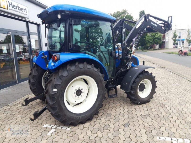 Traktor des Typs New Holland T4.55 S, Gebrauchtmaschine in Altenberge (Bild 2)