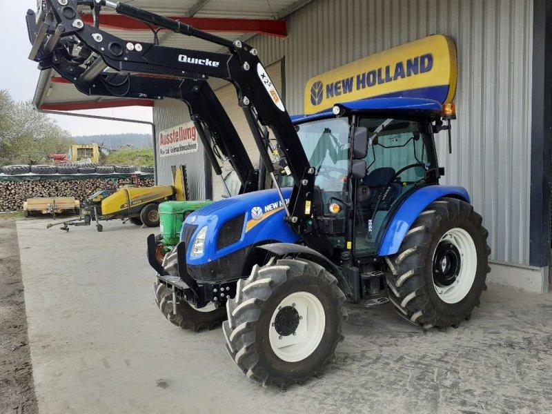 Traktor des Typs New Holland T4.55 Tier 4B, Gebrauchtmaschine in Nieheim Kreis Höxter (Bild 1)