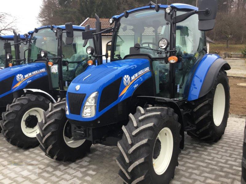 Traktor des Typs New Holland T4.55, Neumaschine in Fürsteneck (Bild 1)