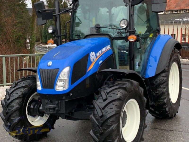 Traktor des Typs New Holland T4.55, Neumaschine in Lindenfels-Glattbach (Bild 1)