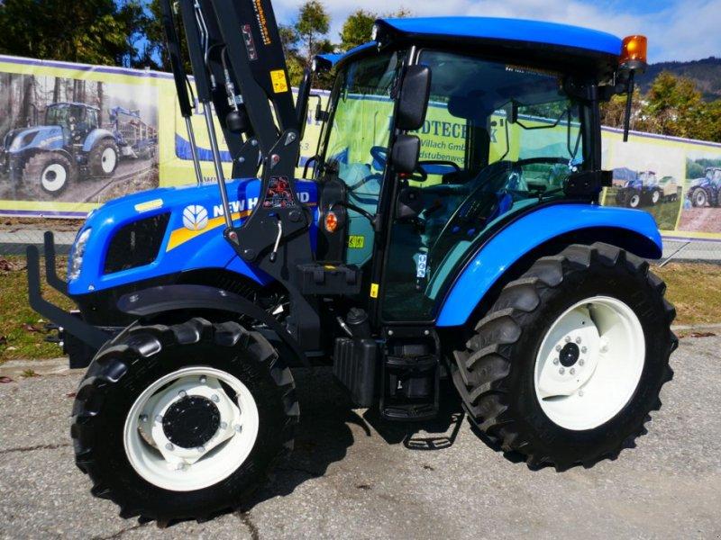 Traktor типа New Holland T4.55S Stage V, Gebrauchtmaschine в Villach (Фотография 1)