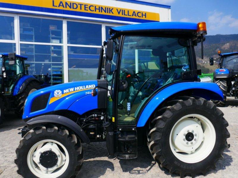 Traktor des Typs New Holland T4.55S Stage V, Gebrauchtmaschine in Villach (Bild 1)
