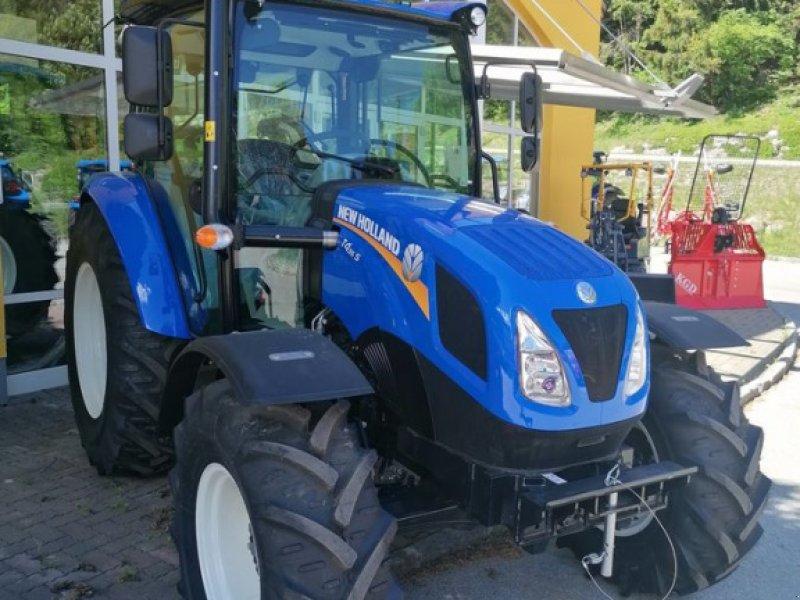 Traktor des Typs New Holland T4.55S, Gebrauchtmaschine in Burgkirchen (Bild 1)