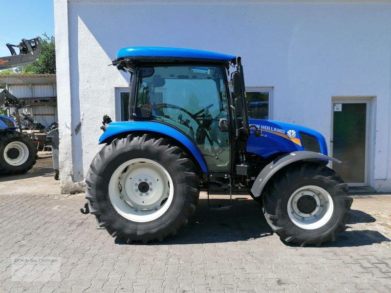 Traktor des Typs New Holland T4.55S, Neumaschine in Obing (Bild 1)