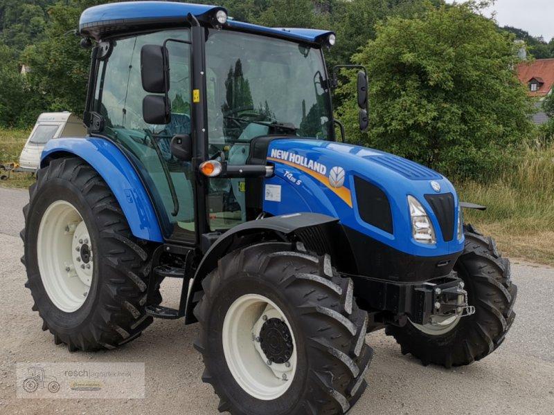 Traktor des Typs New Holland T4.55S, Gebrauchtmaschine in Wellheim (Bild 1)