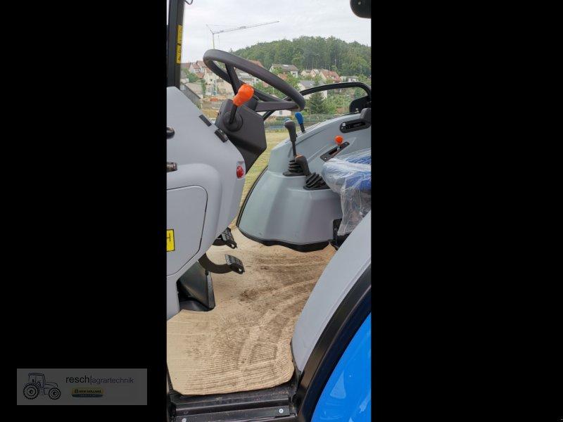 Traktor des Typs New Holland T4.55S, Gebrauchtmaschine in Wellheim (Bild 5)