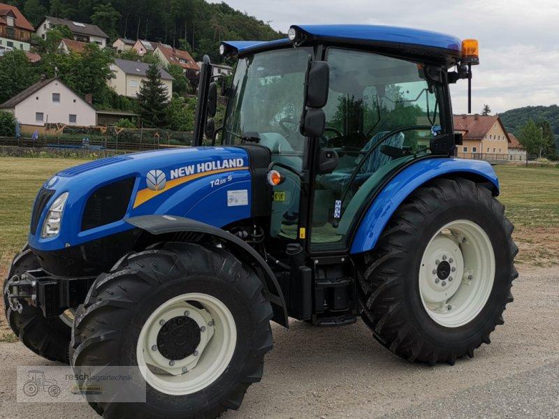 Traktor des Typs New Holland T4.55S, Gebrauchtmaschine in Wellheim (Bild 2)