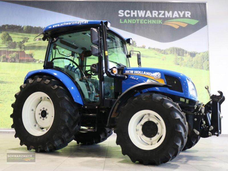 Traktor des Typs New Holland T4.55S, Gebrauchtmaschine in Gampern (Bild 1)