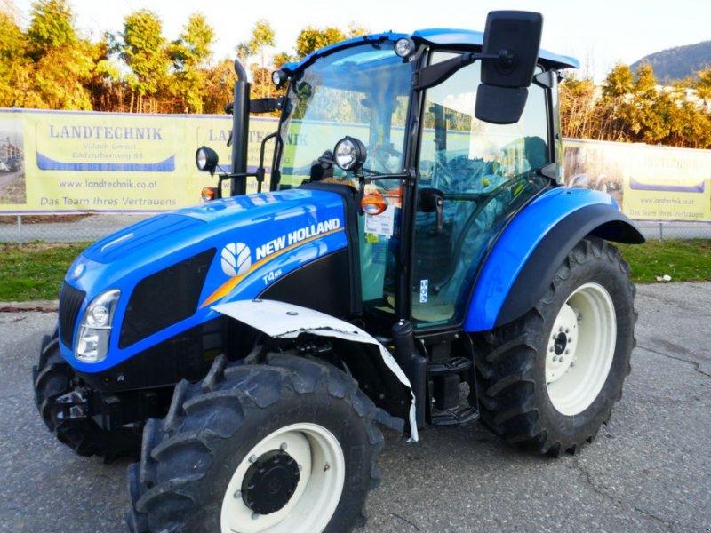 Traktor des Typs New Holland T4.65 Stage V, Gebrauchtmaschine in Villach (Bild 1)