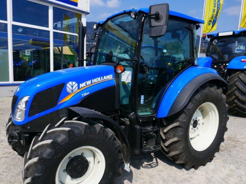 Traktor des Typs New Holland T4.65 Tier 4B, Gebrauchtmaschine in Villach (Bild 1)