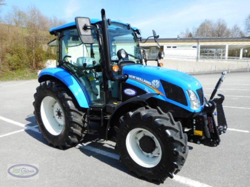 Traktor des Typs New Holland T4.65 Tier 4B, Neumaschine in Münzkirchen (Bild 4)
