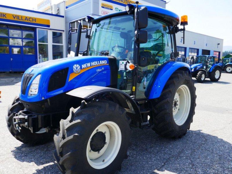 Traktor типа New Holland T4.65S Stage V, Gebrauchtmaschine в Villach (Фотография 1)