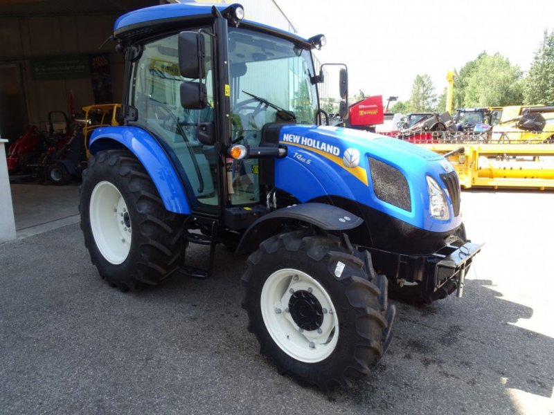 Traktor типа New Holland T4.65S, Neumaschine в Burgkirchen (Фотография 2)