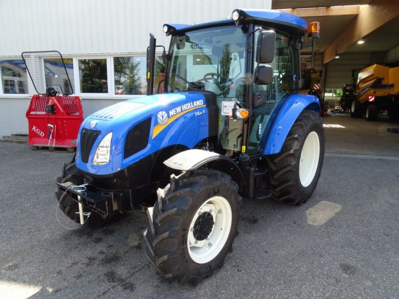 Traktor типа New Holland T4.65S, Neumaschine в Burgkirchen (Фотография 1)
