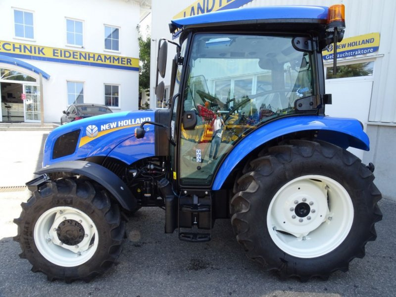 Traktor типа New Holland T4.65S, Neumaschine в Burgkirchen (Фотография 5)