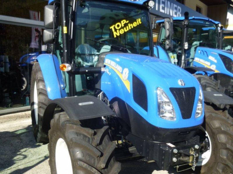 Traktor des Typs New Holland T4.65S, Neumaschine in Ebensee (Bild 1)