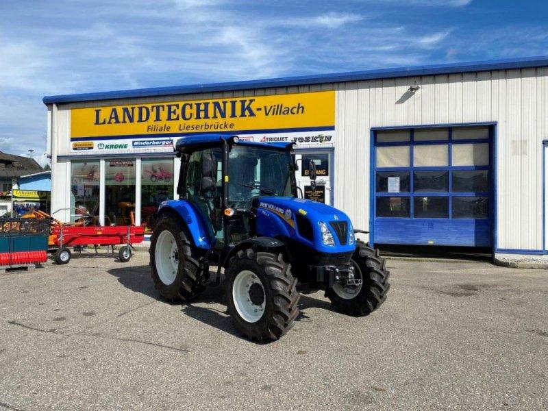 Traktor des Typs New Holland T4.65S, Gebrauchtmaschine in Villach (Bild 1)