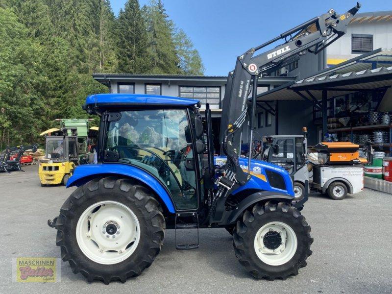 Traktor des Typs New Holland T4.65S, Gebrauchtmaschine in Kötschach (Bild 1)