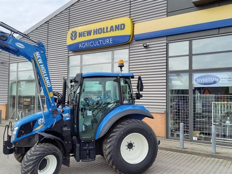 Traktor a típus New Holland T4.75 Frontlæsser og Græshjul, Gebrauchtmaschine ekkor: Roskilde (Kép 1)