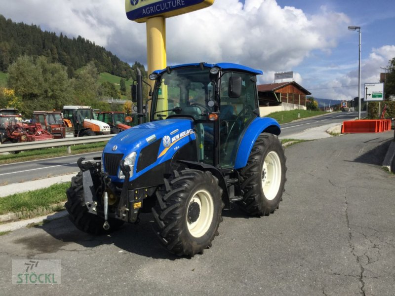 Traktor des Typs New Holland T4.75 Powerstar, Gebrauchtmaschine in Westendorf (Bild 1)