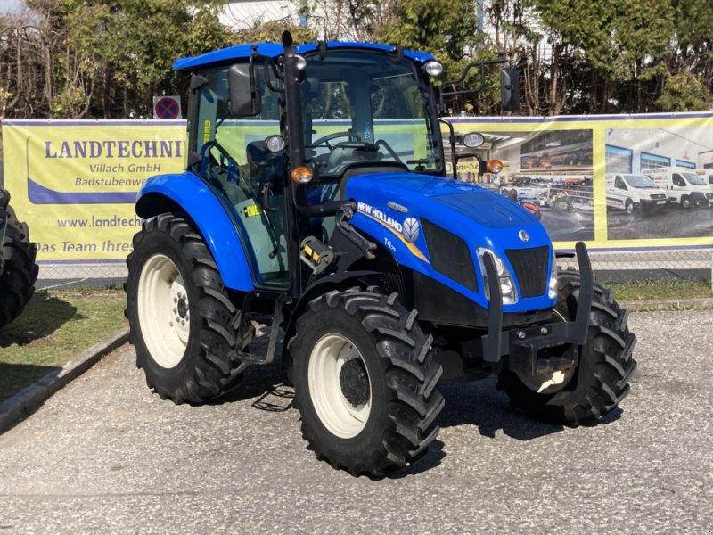 Traktor des Typs New Holland T4.75 Powerstar, Gebrauchtmaschine in Villach (Bild 1)