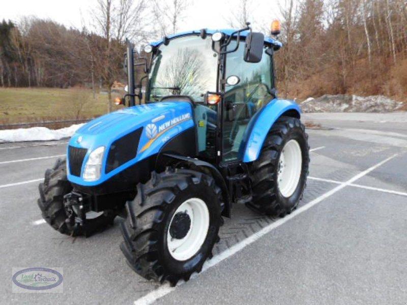 Traktor des Typs New Holland T4.75 Powerstar, Neumaschine in Münzkirchen (Bild 1)