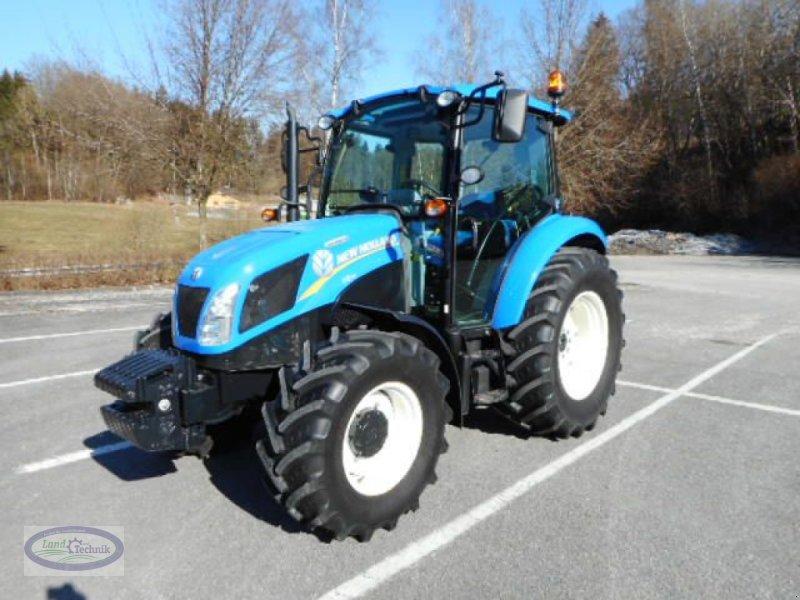 Traktor des Typs New Holland T4.75 Powerstar, Gebrauchtmaschine in Münzkirchen (Bild 1)