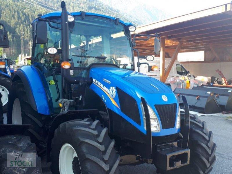 Traktor des Typs New Holland T4.75 Powerstar, Gebrauchtmaschine in Pfaffenhofen/Telfs (Bild 1)