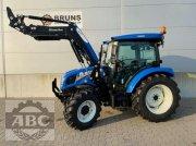 Traktor типа New Holland T4.75 S CAB 4WD MY18, Neumaschine в Cloppenburg