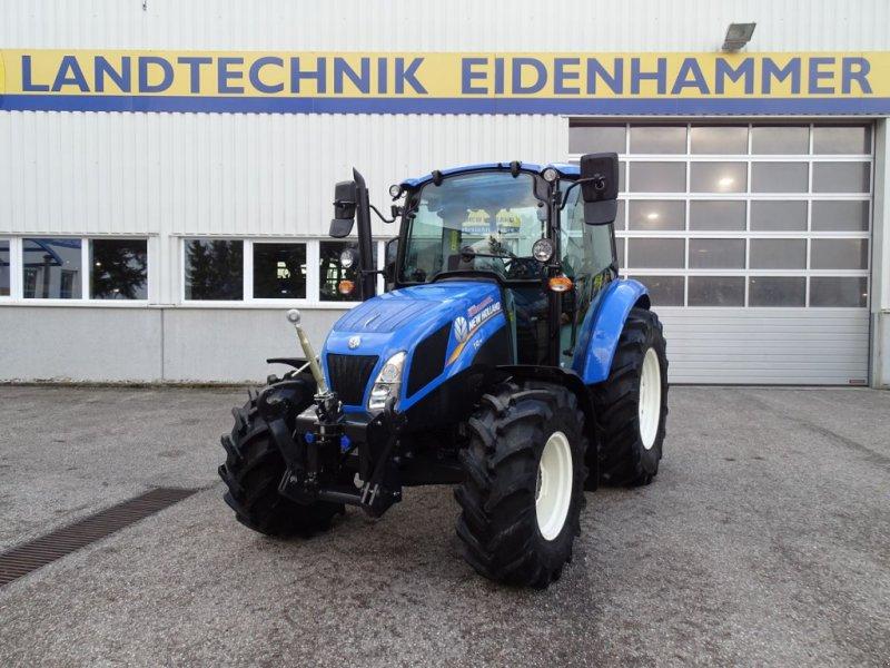 Traktor des Typs New Holland T4.75 Tier 4B, Gebrauchtmaschine in Burgkirchen (Bild 1)