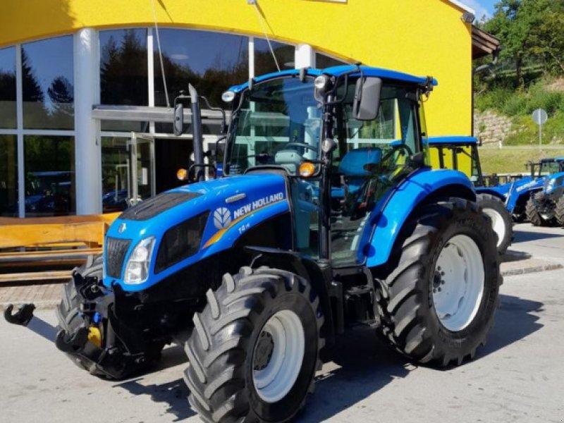 Traktor типа New Holland T4.75, Gebrauchtmaschine в Burgkirchen (Фотография 1)