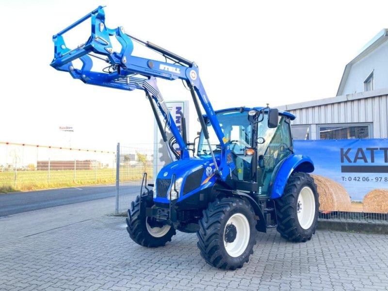 Traktor типа New Holland T4.75, Gebrauchtmaschine в Stuhr (Фотография 1)