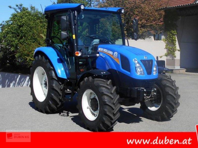 Traktor des Typs New Holland T4.75S Stage V, Neumaschine in Ziersdorf (Bild 1)
