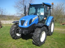 New Holland T4.75S Тракторы