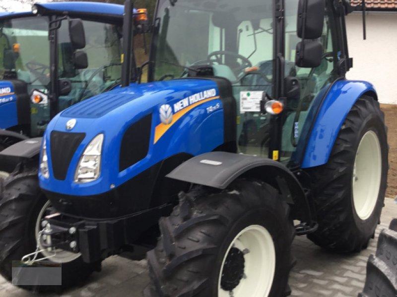 Traktor des Typs New Holland T4.75S, Gebrauchtmaschine in Fürsteneck (Bild 1)