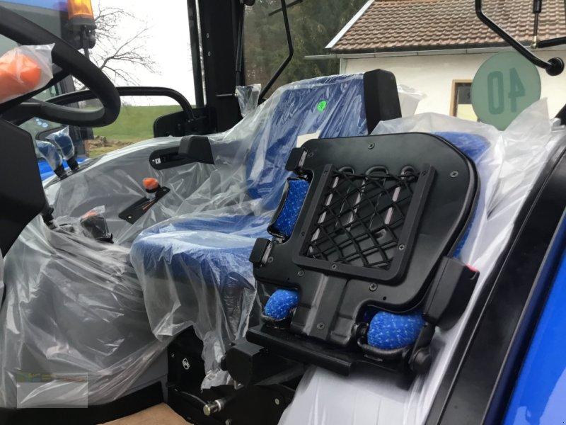 Traktor des Typs New Holland T4.75S, Gebrauchtmaschine in Fürsteneck (Bild 2)