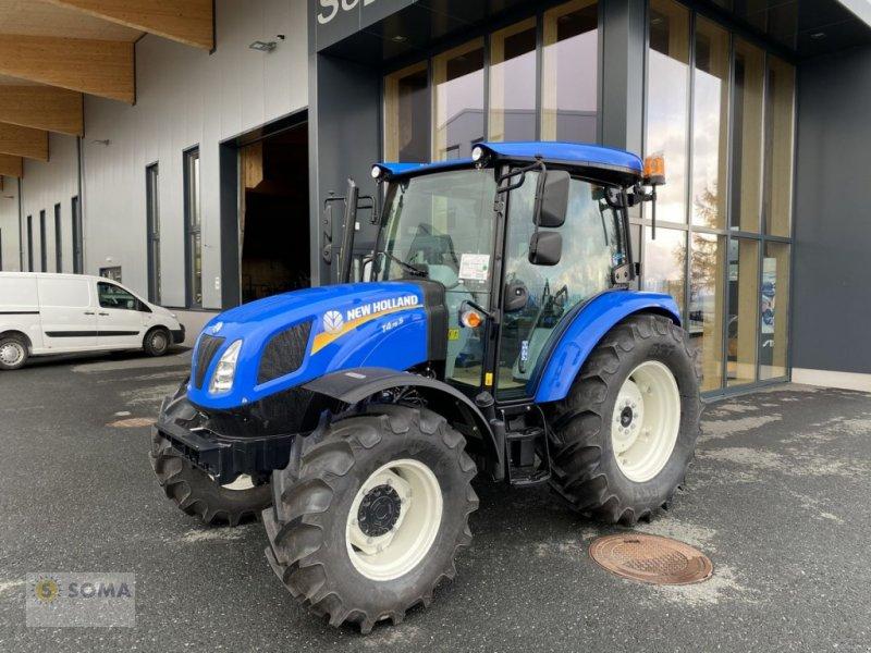 Traktor des Typs New Holland T4.75S, Neumaschine in Fischbach (Bild 1)