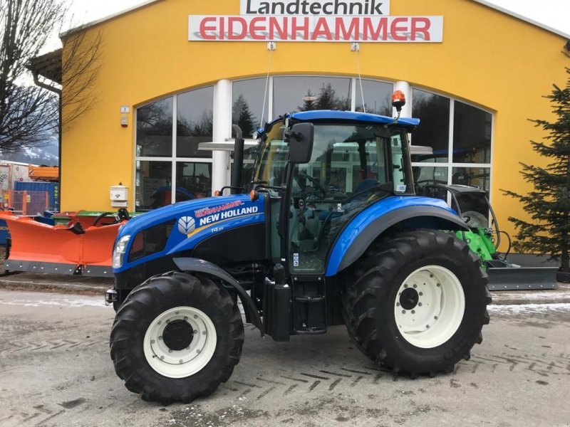 Traktor des Typs New Holland T4.85 DC, Gebrauchtmaschine in Burgkirchen (Bild 1)